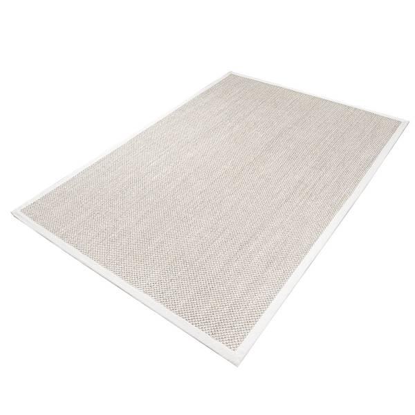 Sisal teppe (200x300 - Sand/krem kant)