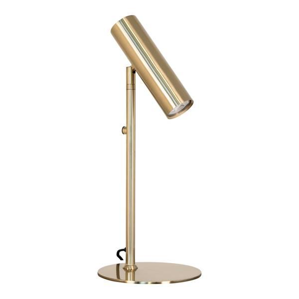Paris bordlampe (gull)