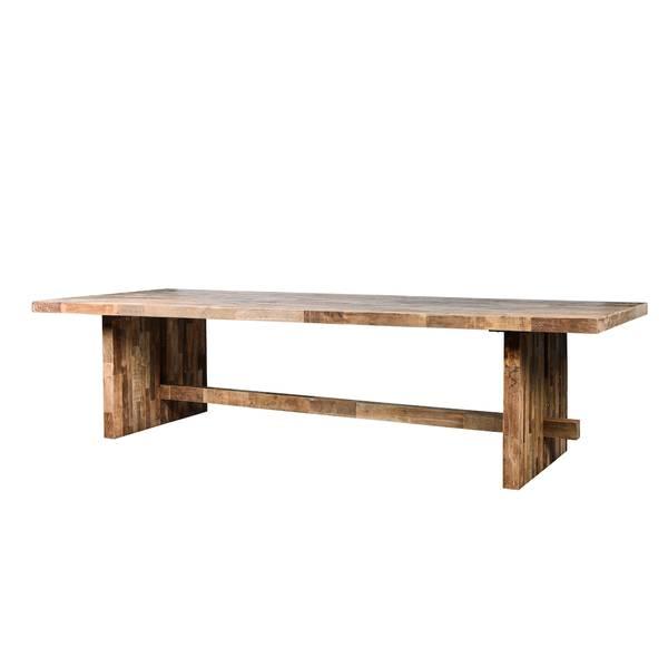 Elmwood spisebord (300x100x75)